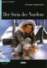 Der Stein des Nordens (Niveau A2). Mit Audio-CD: A2