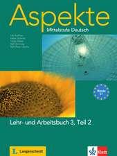 Aspekte 3 (C1) in Teilbänden - Lehr- und Arbeitsbuch 3, Teil 2