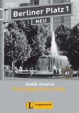 Berliner Platz 1 NEU - Glossar Deutsch-Türkisch