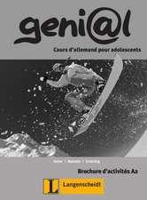 geni@l A2 - Brochure d'activités A2