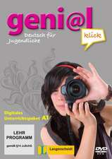 geni@l klick A1 Digitales Unterrichtspaket - Digitales Unterrichtspaket DVD-ROM