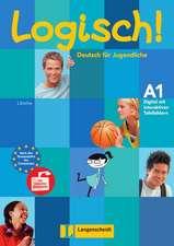 Logisch! A1 Tafelbilder für Interactive Whiteboards - Digital A1 CD-ROM mit 40 interaktiven Tafelbildern
