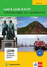 Land & Leute D-A-CH - DVD-ROM