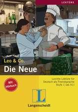 Die Neue (Stufe 1) - Buch mit Audio-CD: A1 / A2