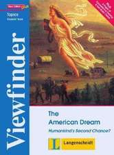 The American Dream - Students' Book