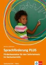 Sprachförderung PLUS Sachunterricht