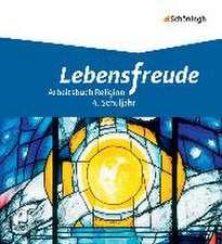 Lebensfreude 3: Schülerband 4. Schuljahr-  Grundschule