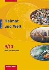 Heimat und Welt 9/10. Hauptschule. Nordrhein-Westfalen