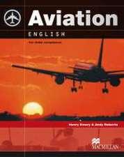 Aviation English. Student's Book mit CD-ROM