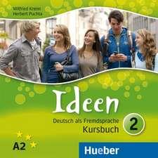 Ideen 2. Audio-CDs zum Kursbuch