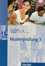 TestDaF Musterprüfung 3