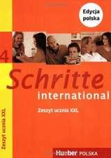 Schritte international 4. Niveau A2/2. Glossar XXL Deutsch-Polnisch