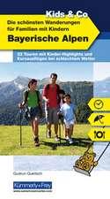Bayerische Alpen, Kids & Co.
