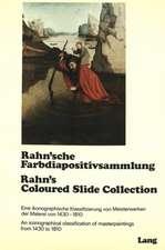 Rahn'sche Farbdiapositivsammlung. Rahn's Coloured Slide Collection