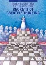 Secrets of creative thinking