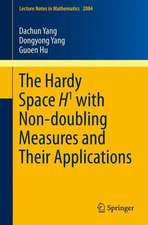 The Hardy Space H1 with Non-doubling Measures and Their Applications