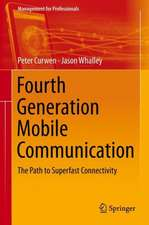 Fourth Generation Mobile Communication: The Path to Superfast Connectivity