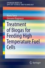 Treatment of Biogas for Feeding High Temperature Fuel Cells: Removal of Harmful Compounds by Adsorption Processes