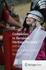 Companion to European Heritage Revivals
