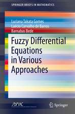 Fuzzy Differential Equations in Various Approaches