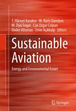 Sustainable Aviation: Energy and Environmental Issues