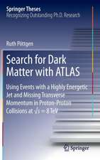 Search for Dark Matter with ATLAS: Using Events with a Highly Energetic Jet and Missing Transverse Momentum in Proton-Proton Collisions at √s = 8 TeV