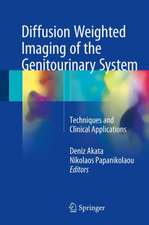 Diffusion Weighted Imaging of the Genitourinary System: Techniques and Clinical Applications