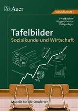 Tafelbilder für Sozialkunde und Wirtschaft