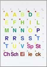 legen-lernen-lesen: Die Laut-Buchstabenkarten. Schülerset