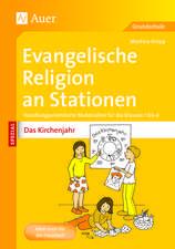 Evangelische Religion an Stationen Das Kirchenjahr