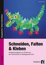 Schneiden, Falten & Kleben