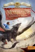 Nicolas Calva. Das magische Amulett