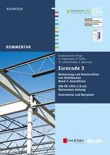 Eurocode 3 Bemessung und Konstruktion von Stahlbauten: Anschlüsse. DIN E N 1993–1–8 mit Nationalem Anhang. Kommentar und Beispiele