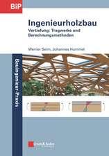 Holzbau: Vertiefung
