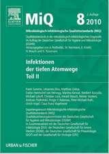 MIQ 08: Infektionen der tiefen Atemwege, Teil II