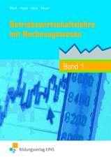 Betriebswirtschaftslehre mit Rechnungswesen 1 - Handlungsorientiert