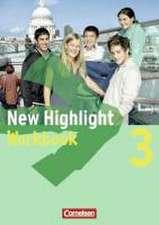 New Highlight - Allgemeine Ausgabe 3: 7. Schuljahr. Workbook