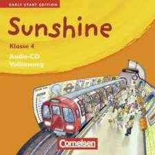 Sunshine - Early Start Edition 4. Lieder-/Text-CDs