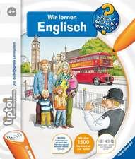 tiptoi® Wir lernen Englisch: 4-7 ani