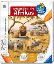tiptoi® Entdecke die Tiere Afrikas: de la 4 ani