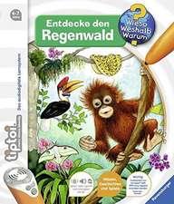 Friese, I: tiptoi® Entdecke den Regenwald