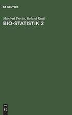 Bio-Statistik 2: Hypothesentests – Varianzanalyse – Nichtparametrische Statistik – Analyse von Kontingenztafeln – Korrelationsanalyse – Regressionsanalyse – Zeitreihenanalyse – Programmbeispiele in MINITAB, STATA, N, StatXact und TESTIMATE