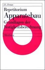 Repetitorium Apparatebau: Grundlagen der Festigkeitsberechnung