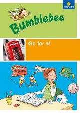 Bumblebee 3. /4. Go for 5! plus Audio-CD
