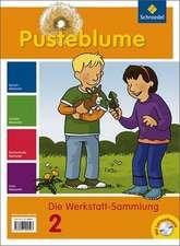 Pusteblume. Die Werkstatt-Sammlung mit CD-ROM