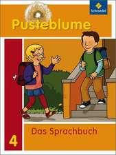Pusteblume. Das Sprachbuch 4. Schülerband