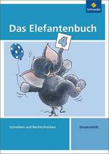 Das Elefantenbuch 4. Arbeitsheft