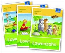 Löwenzahn Leselernbücher A, B, C als Paket