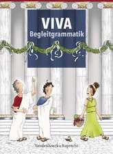 Viva Begleitgrammatik:  Lehrgang Fur Latein AB Klasse 5 Oder 6
