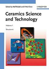 Ceramics Science and Technology: 4 Volume Set